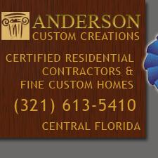 Anderson Custom Creations Inc