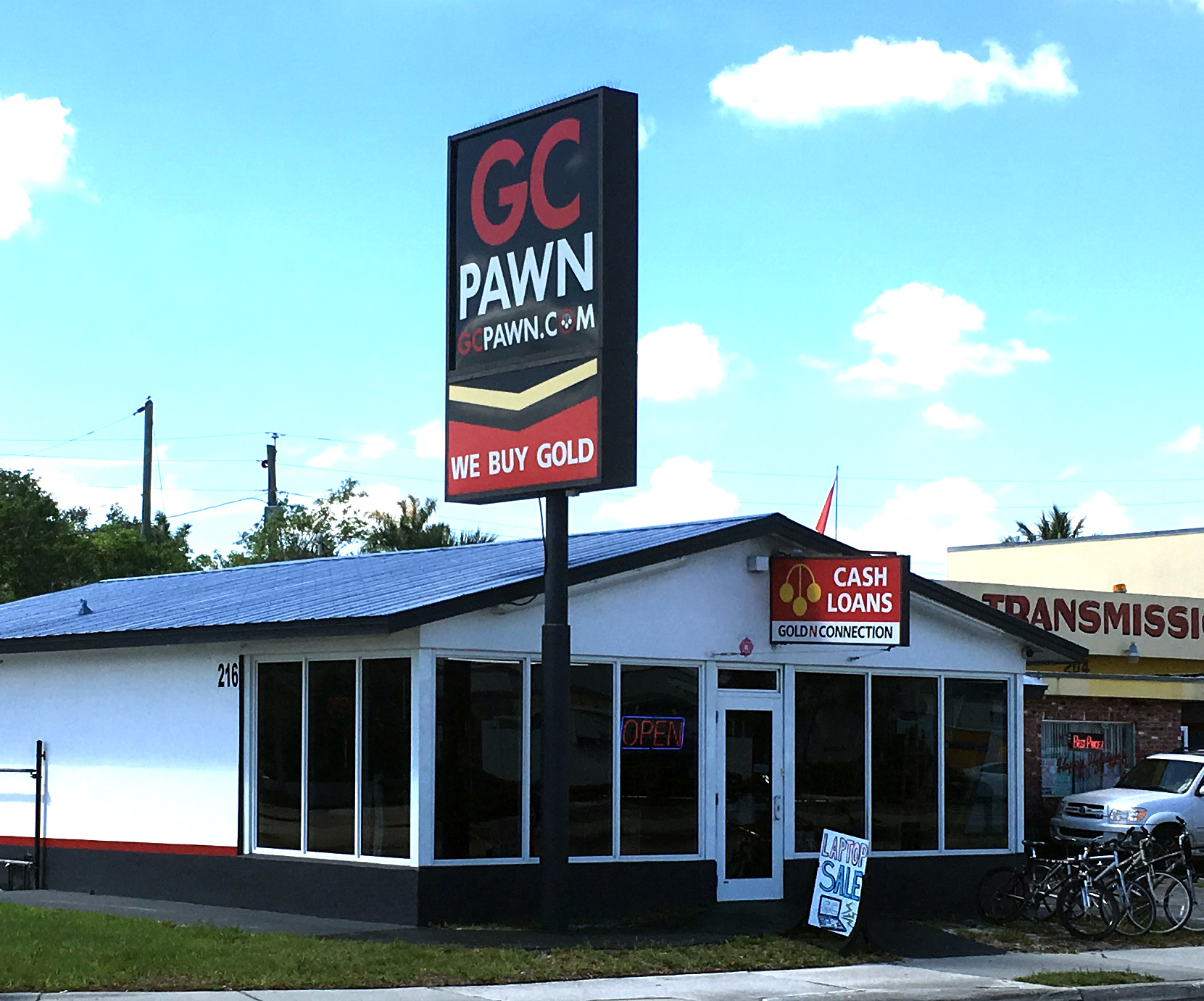 Gc pawn fort lauderdale florida fl for Capital pawn gold jewelry buyers tampa fl