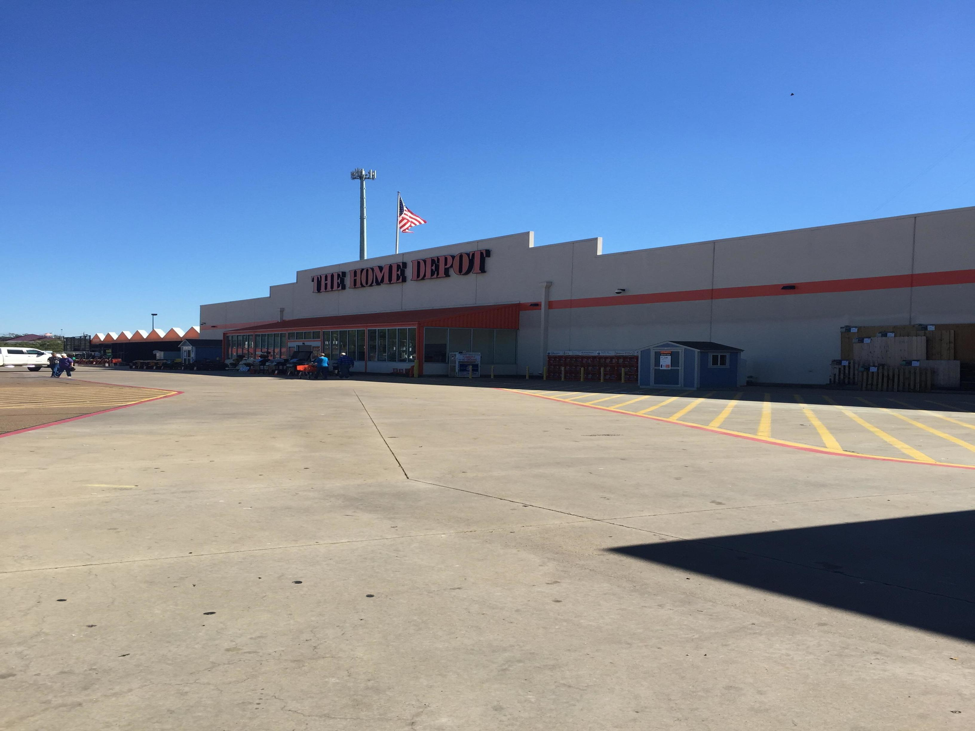 Home Depot El Dorado Arkansas Hours