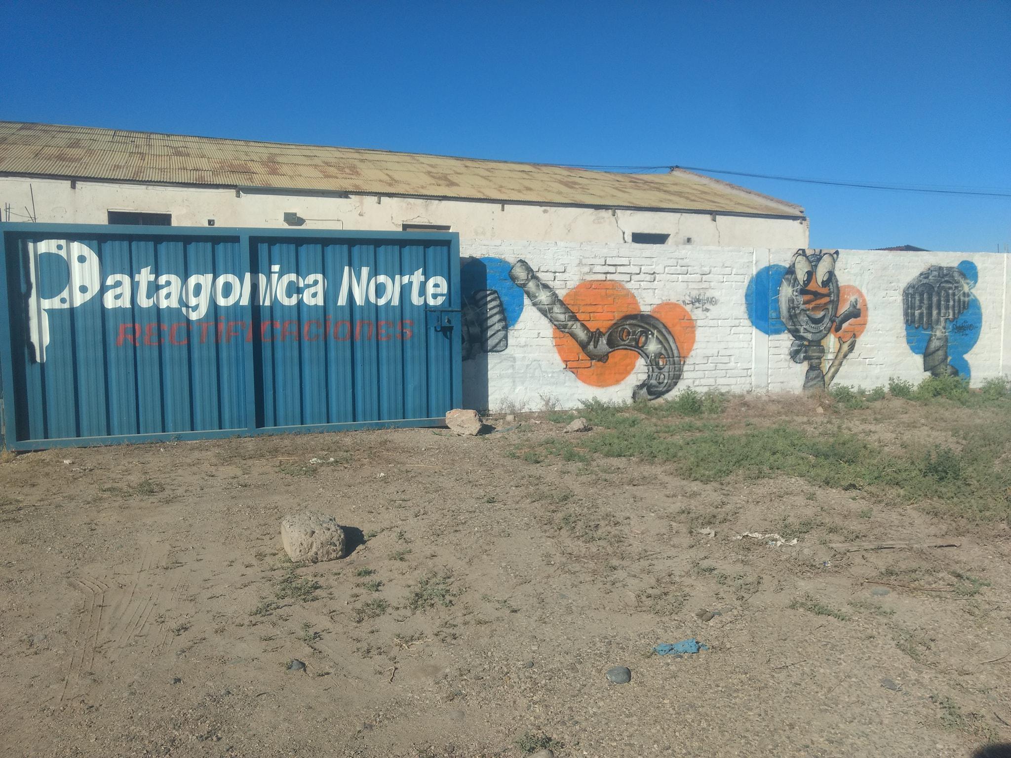PATAGONICA NORTE RECTIFICACIONES