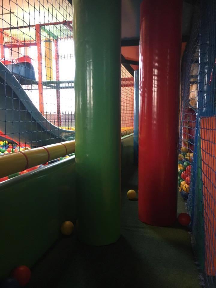 Sala zabaw dla dzieci Smykuś