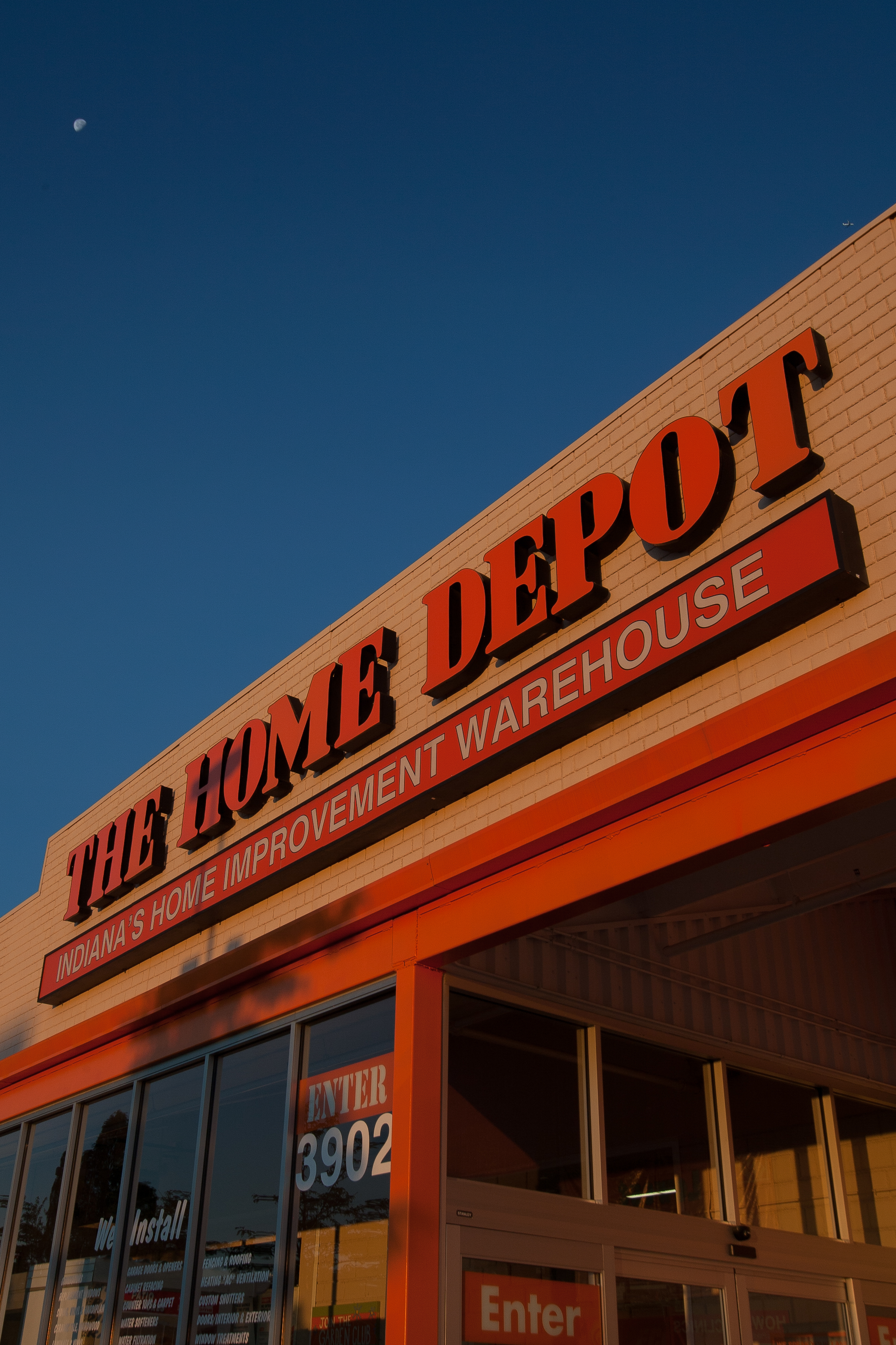 Home Depot Hours Indianapolis