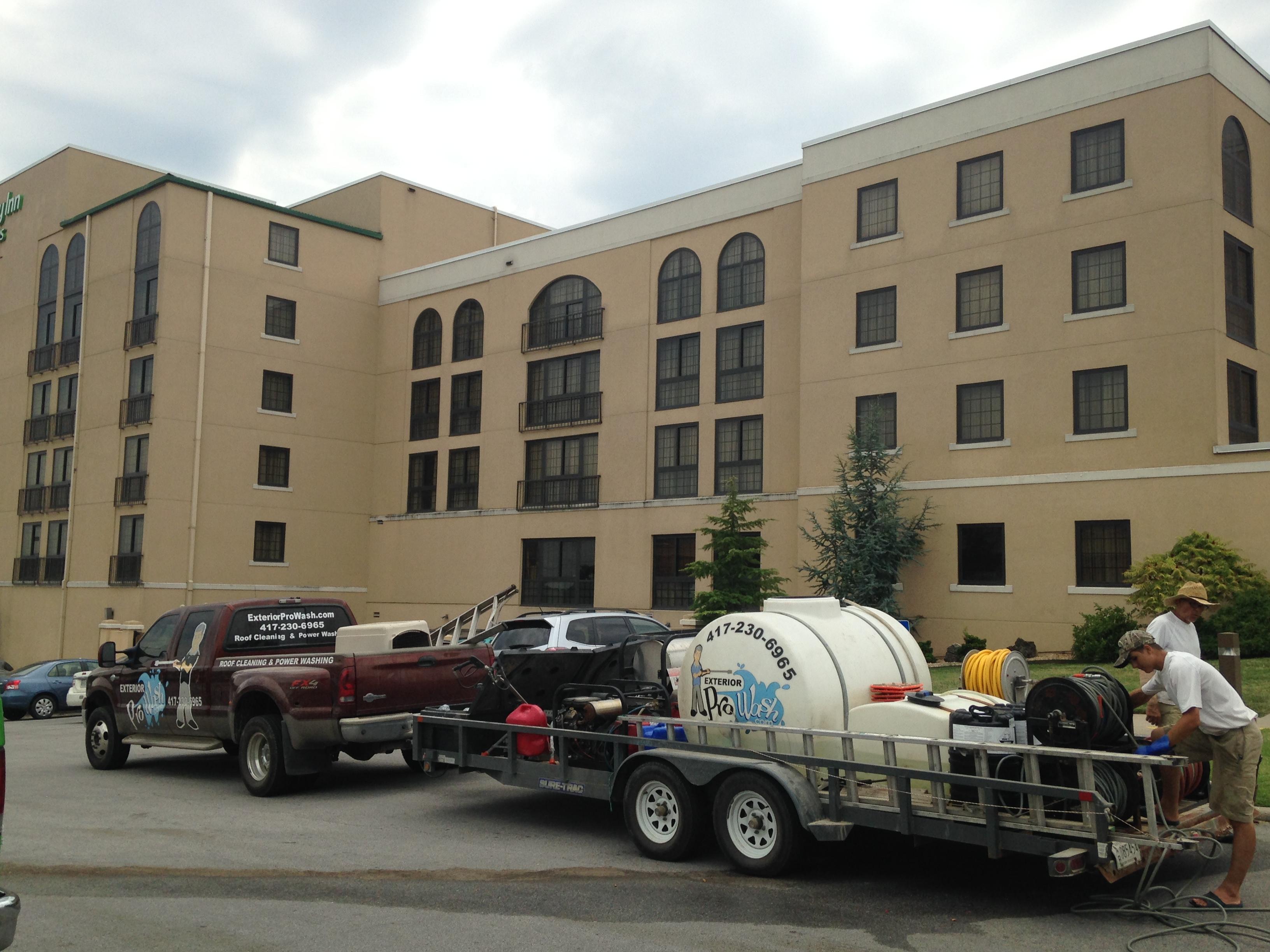 Exterior Pro Wash Springfield Missouri Mo