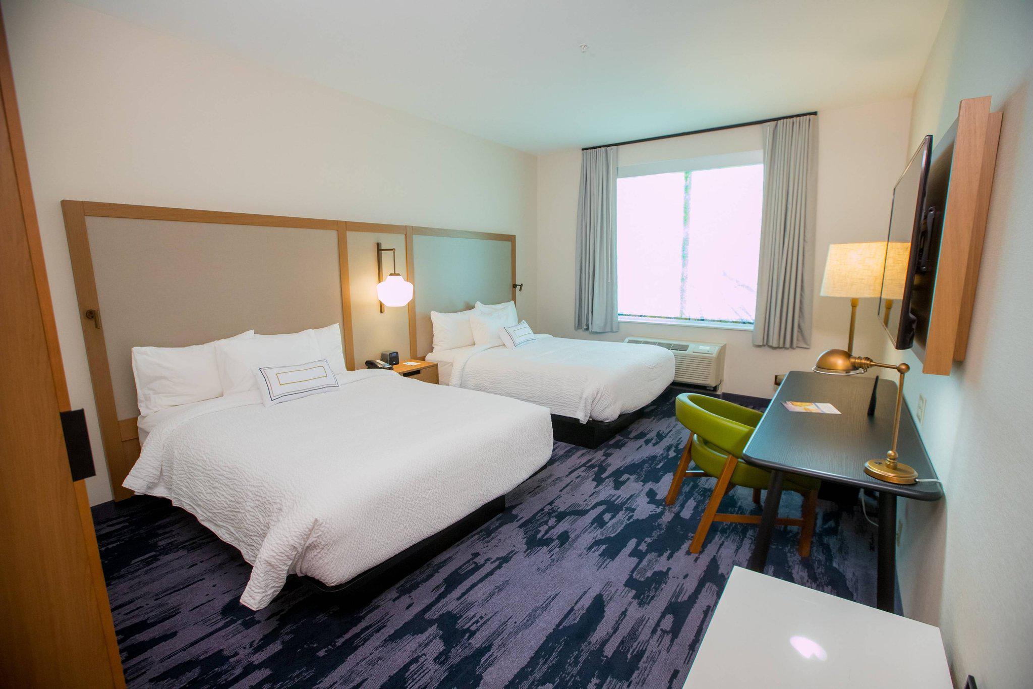 Fairfield Inn & Suites by Marriott Alexandria