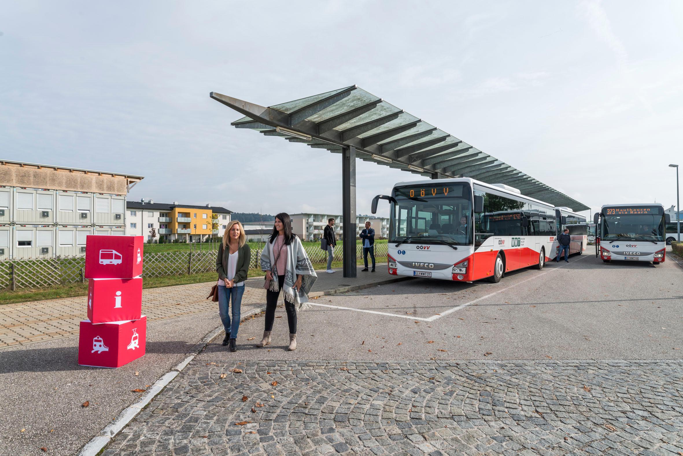 Oberösterreichische Verkehrsverbund Organisations GmbH Nfg. & Co KG