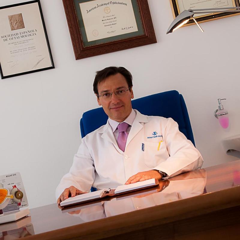 Santocono Dr. Marcello Oculista
