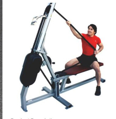 The Marpole Rope Trainer Luckis Exercise Equipment Edmonton (780)423-1155