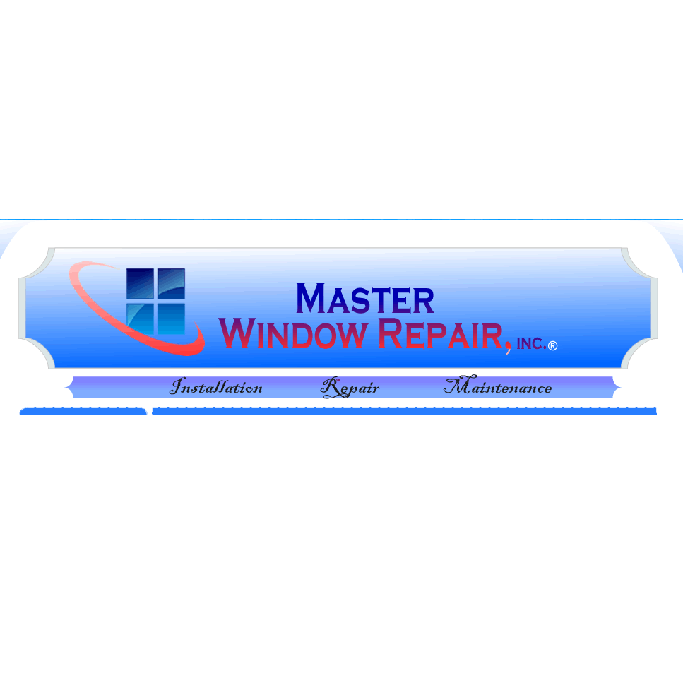 Master Window Repair
