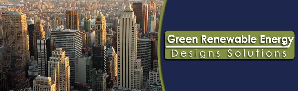 Green Renewable Energy Design Solutions
