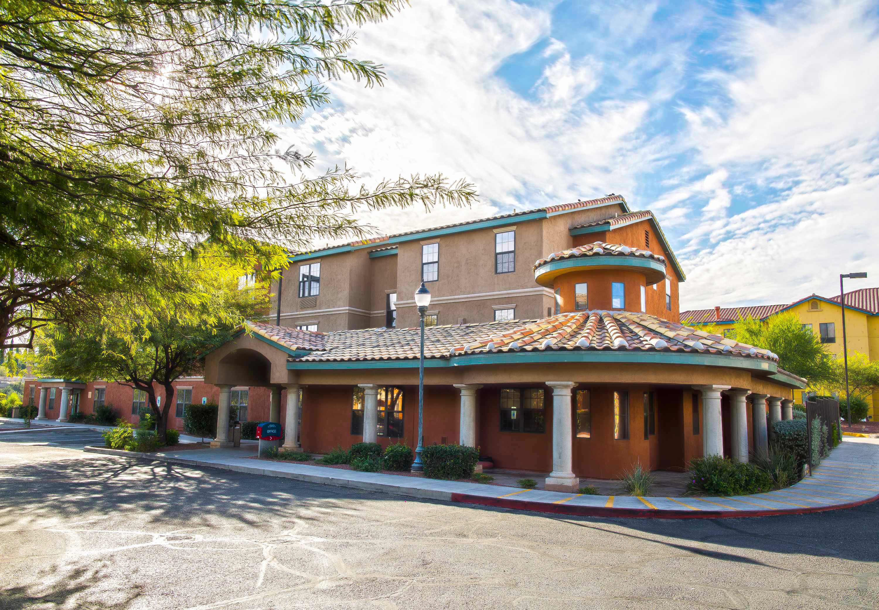 Towneplace Suites By Marriott Tucson In Tucson Az 85704