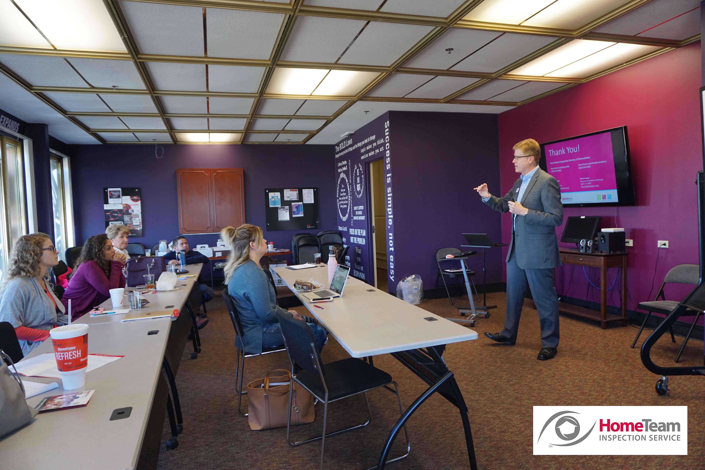 Always learning! HomeTeam Inspection Service Louisville (502)785-8142