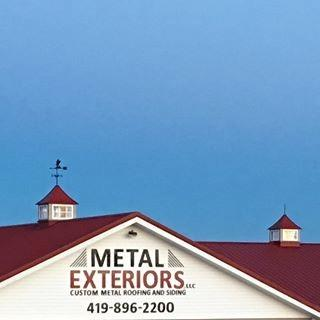 metal exteriors llc in shiloh oh builders contractors yellow pages directory inc