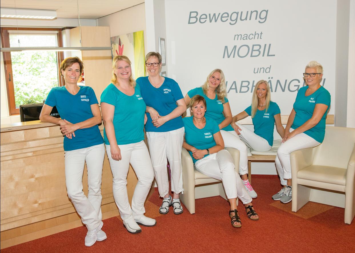 Tanja Backermann Physiotherapie