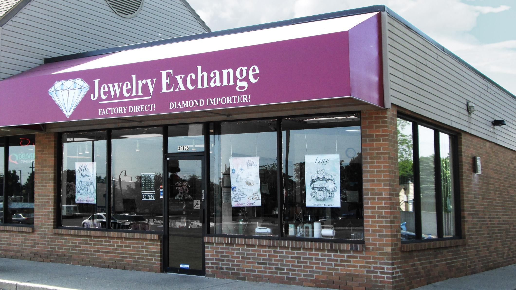 the jewelry exchange in livonia mi 48150