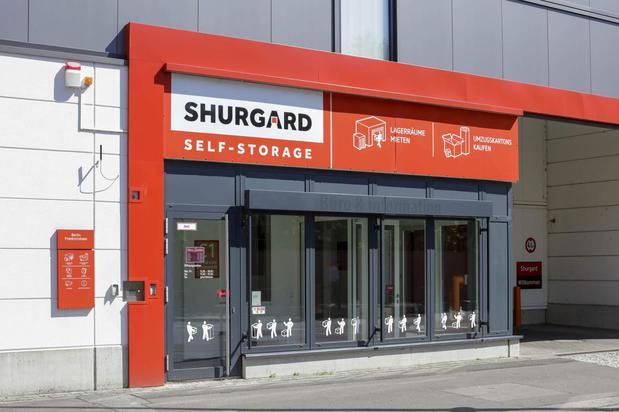 Kundenbild klein 5 Shurgard Self-Storage Berlin Friedrichshain