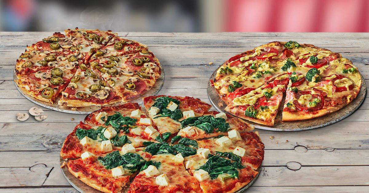 Bilder Domino's Pizza