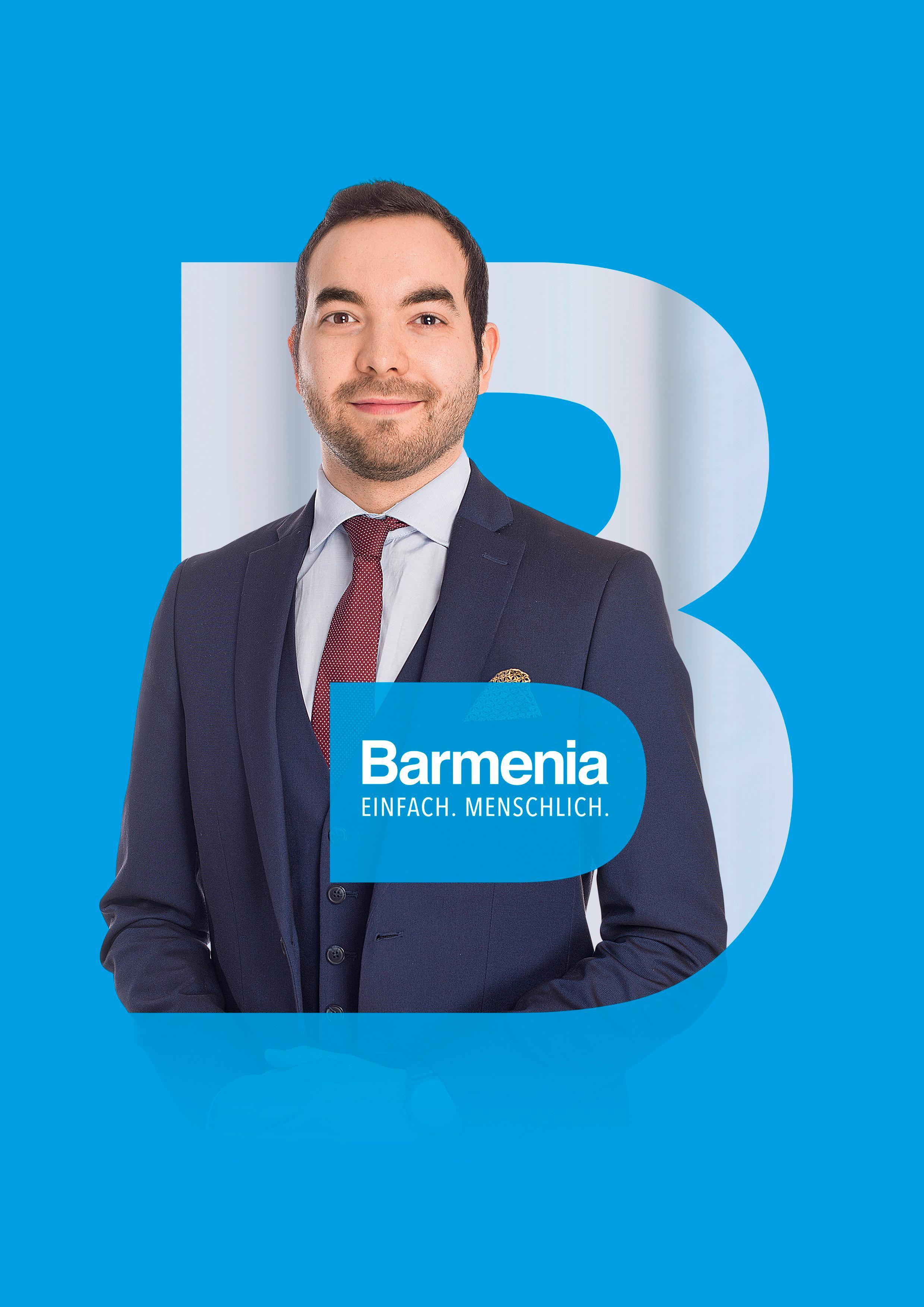 Barmenia Versicherung - Marco Kühn
