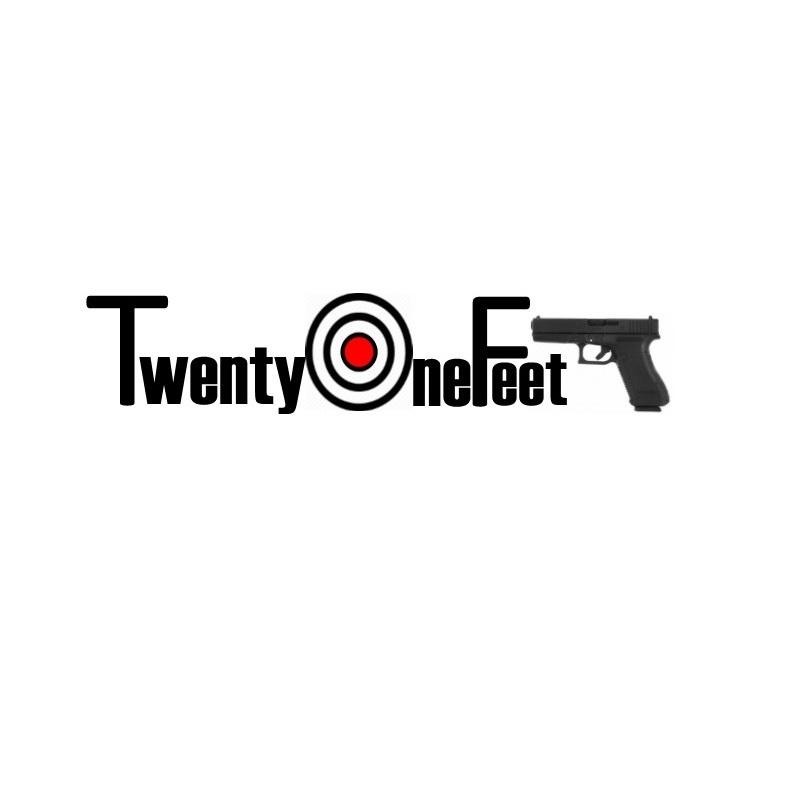 Twenty One Feet Gun Training