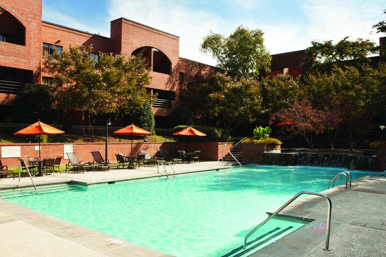 Doubletree Suites By Hilton Hotel Charlotte Southpark Charlotte Nc