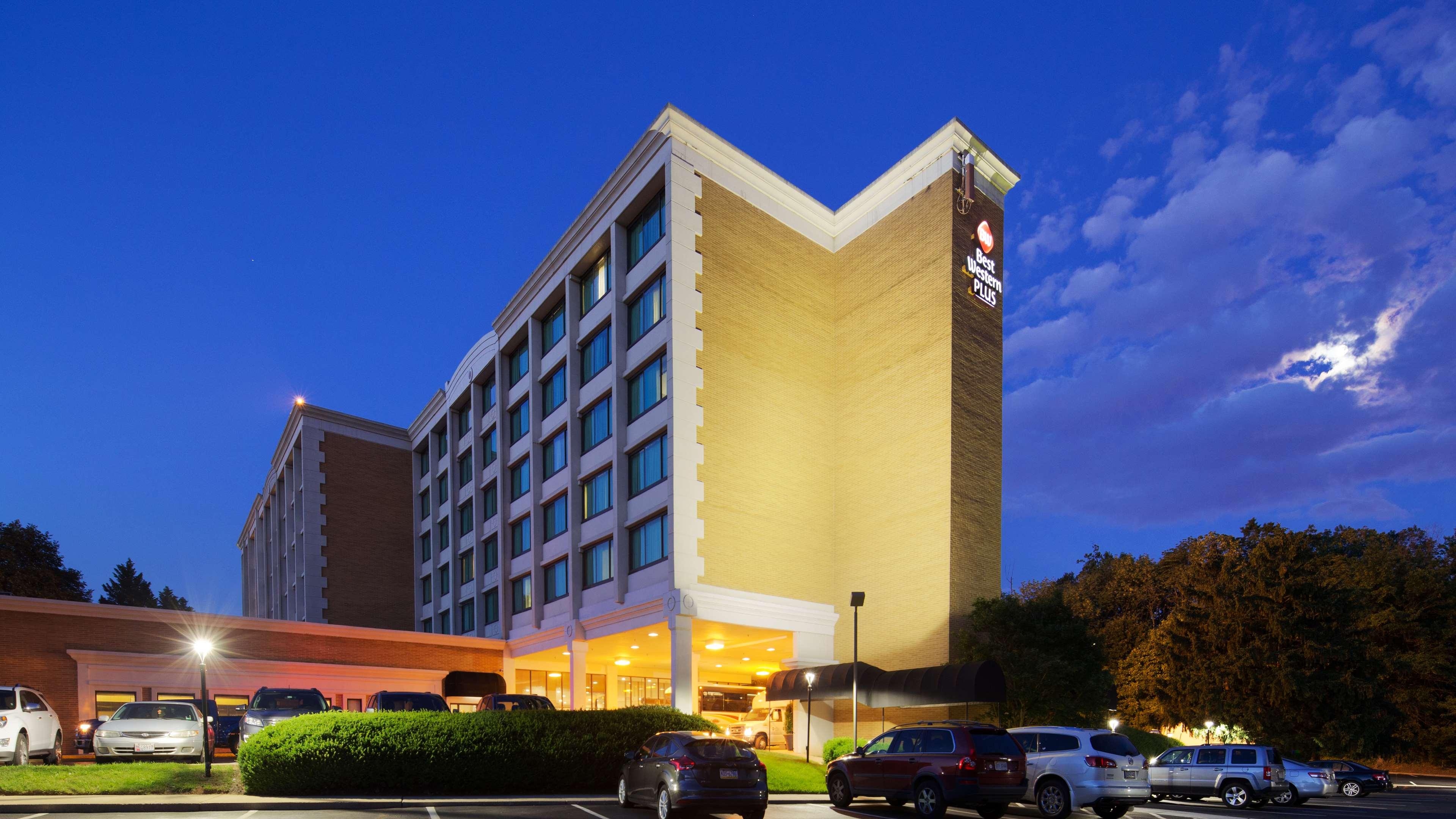 Hotels Near Rockville Md
