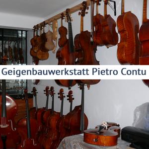 Bild zu Geigenbauwerkstatt Pietro Contu in Bruchsal