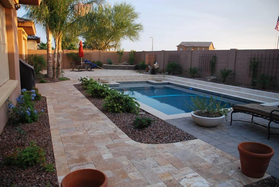 Unique landscape and design llc mesa arizona az for Garden design llc