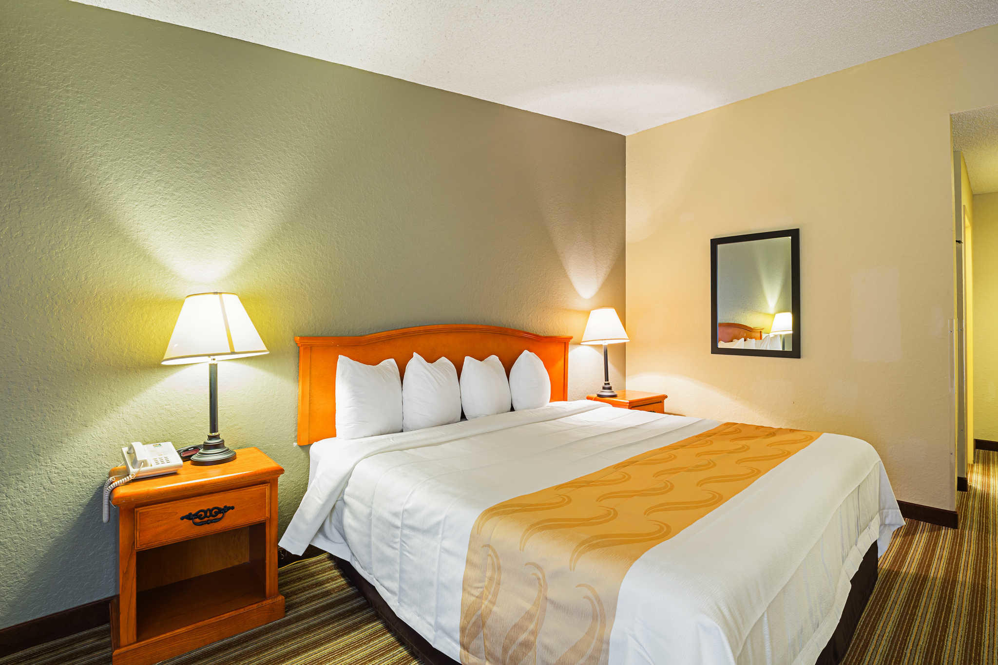 Reliant Room Reservation