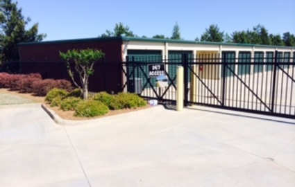 Storesmart Self Storage In Mcdonough Ga 30253