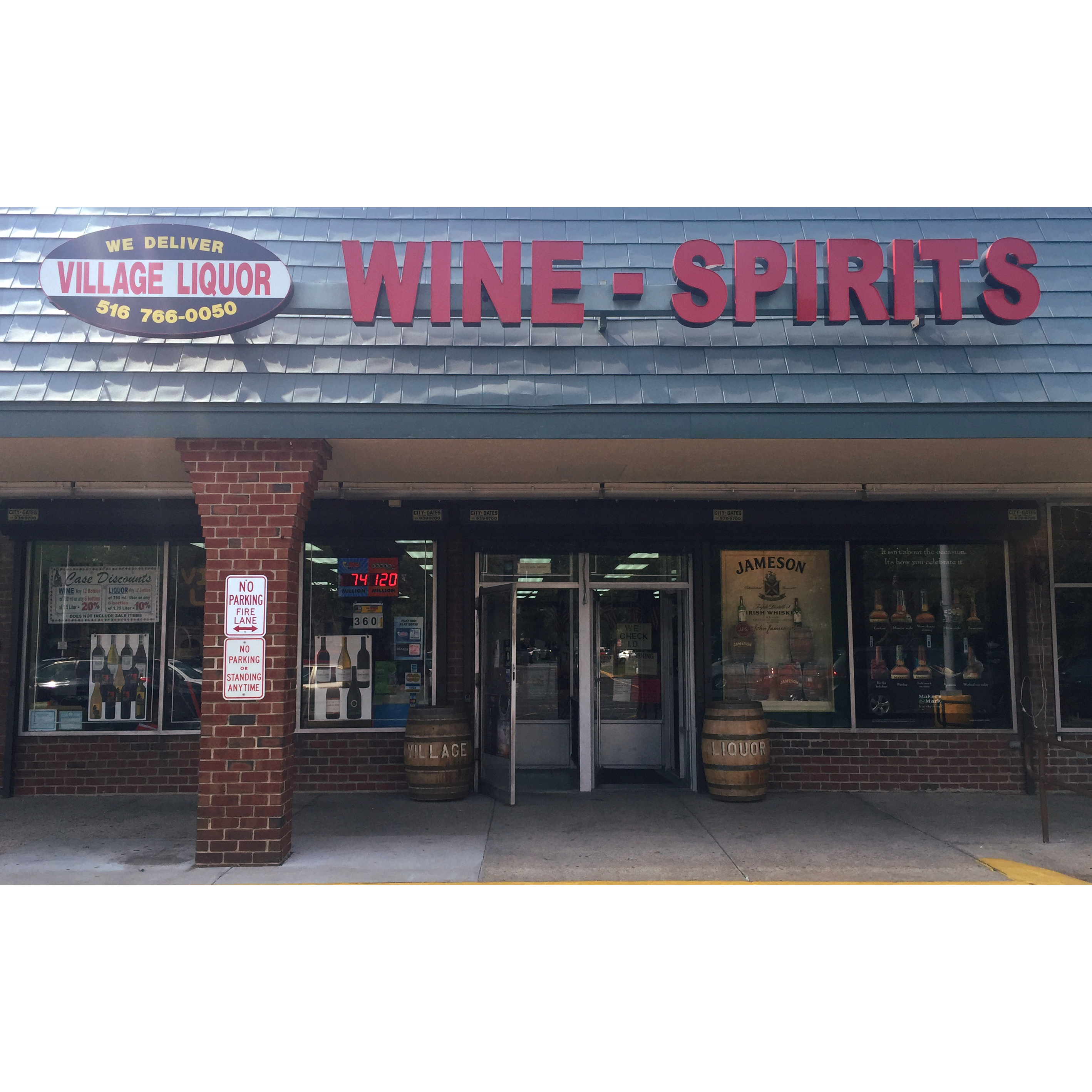 Village Liquors - Rockville Centre, NY - Grocery Stores