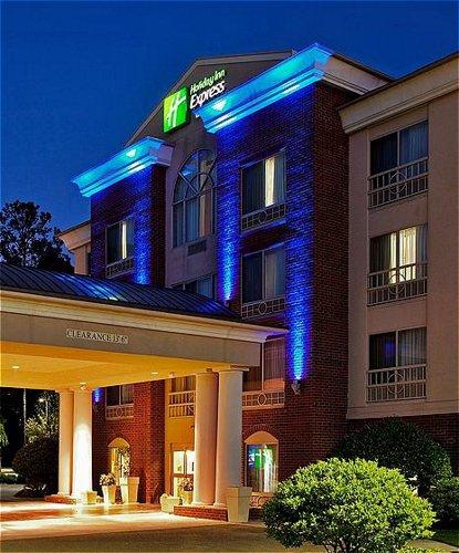 holiday inn express suites west monroe west monroe. Black Bedroom Furniture Sets. Home Design Ideas