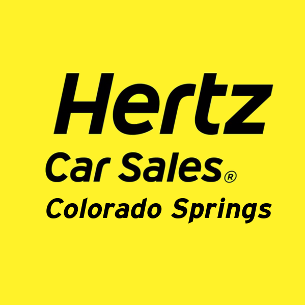 image of the Hertz Car Sales Colorado Springs