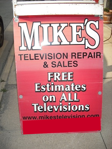 Mike's Tv Repair