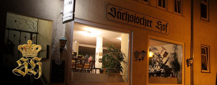 Sächsischer Hof Ohrdruf