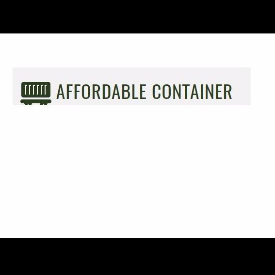 Affordable Container