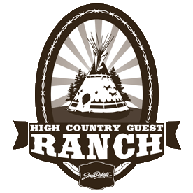 High Country Guest Ranch In Hill City Sd Tourist