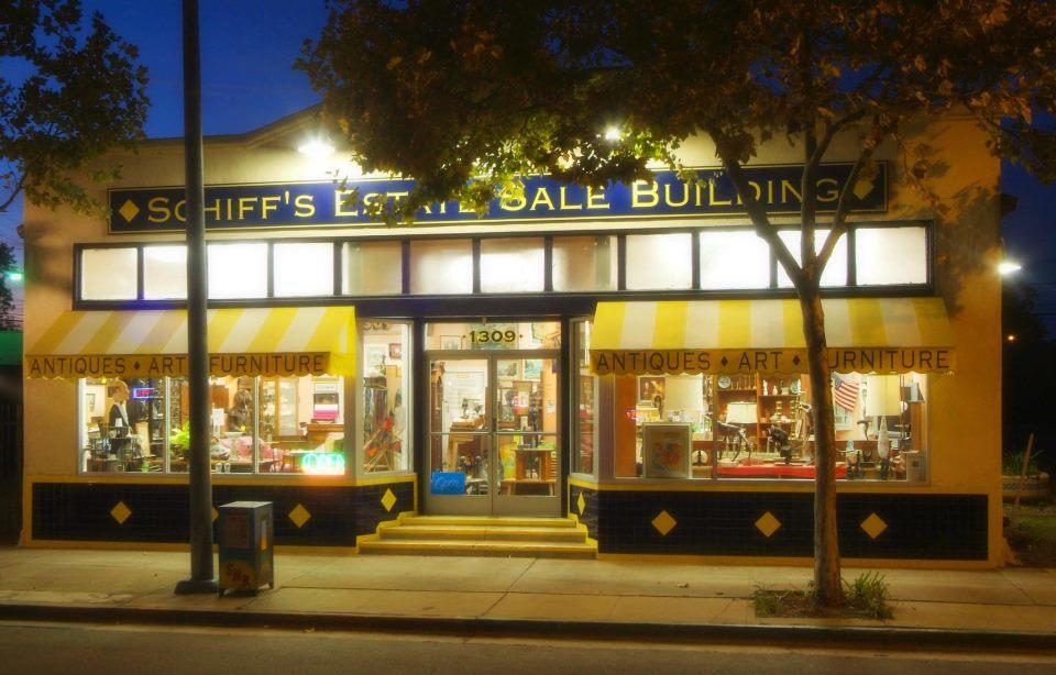 Schiff S Estate Sale Building