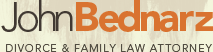 John Bednarz, P.C. Family Law Attorney