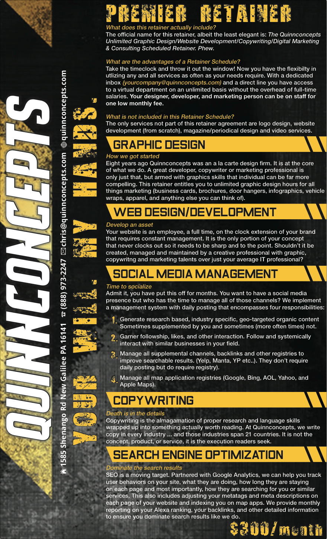 Seo copywriting services near me