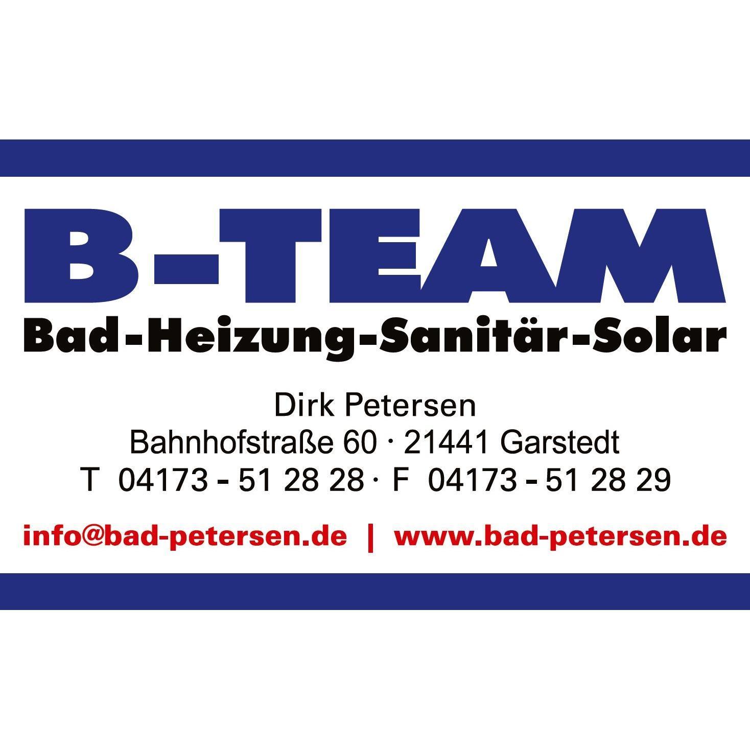 Bild zu B-Team Bad - Heizung - Sanitär - Solar Dirk Petersen in Garlstedt Stadt Osterholz Scharmbeck
