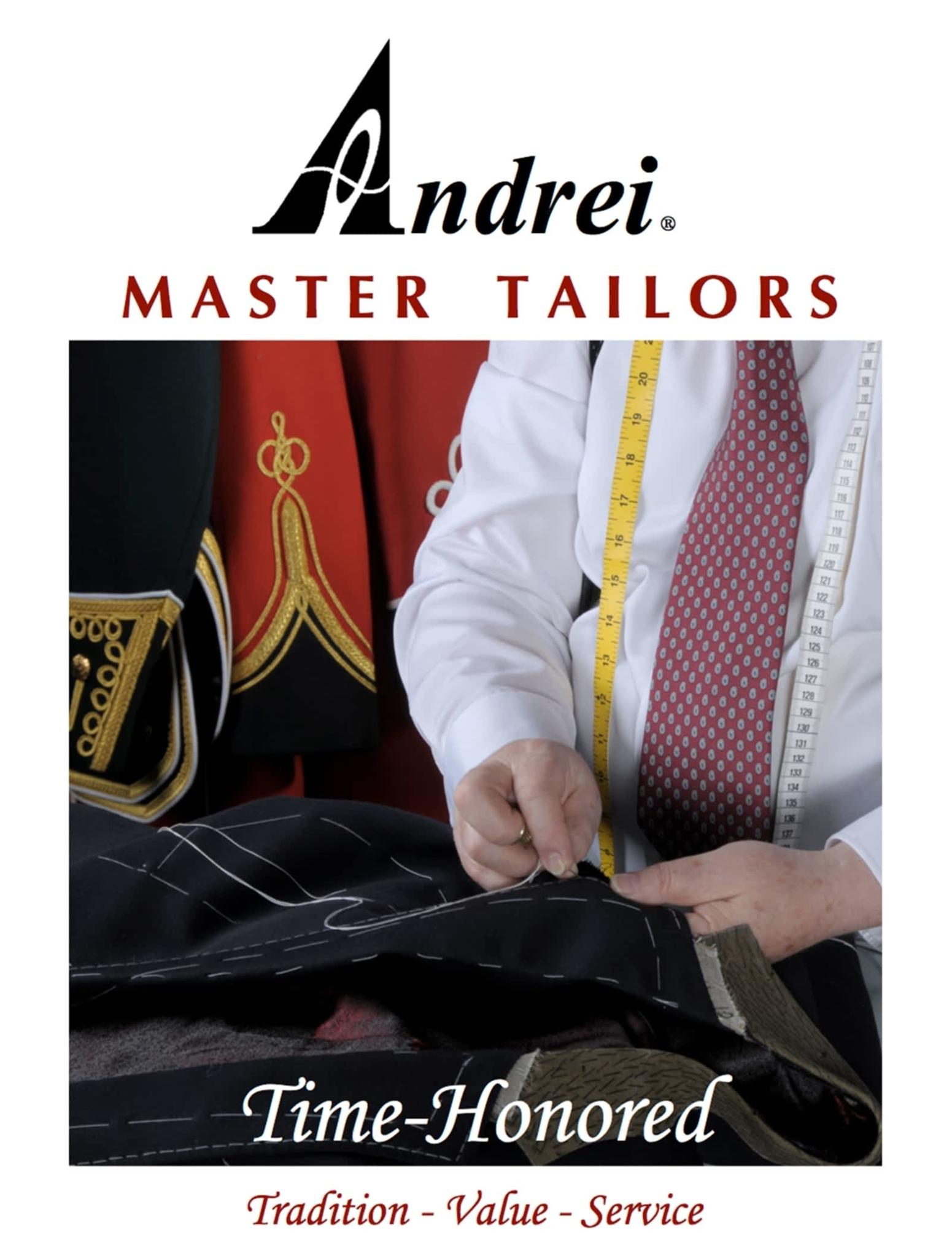 Andrei Master Tailors in Kingston