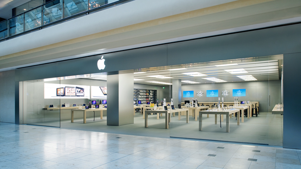 Apple Store, Alstertal
