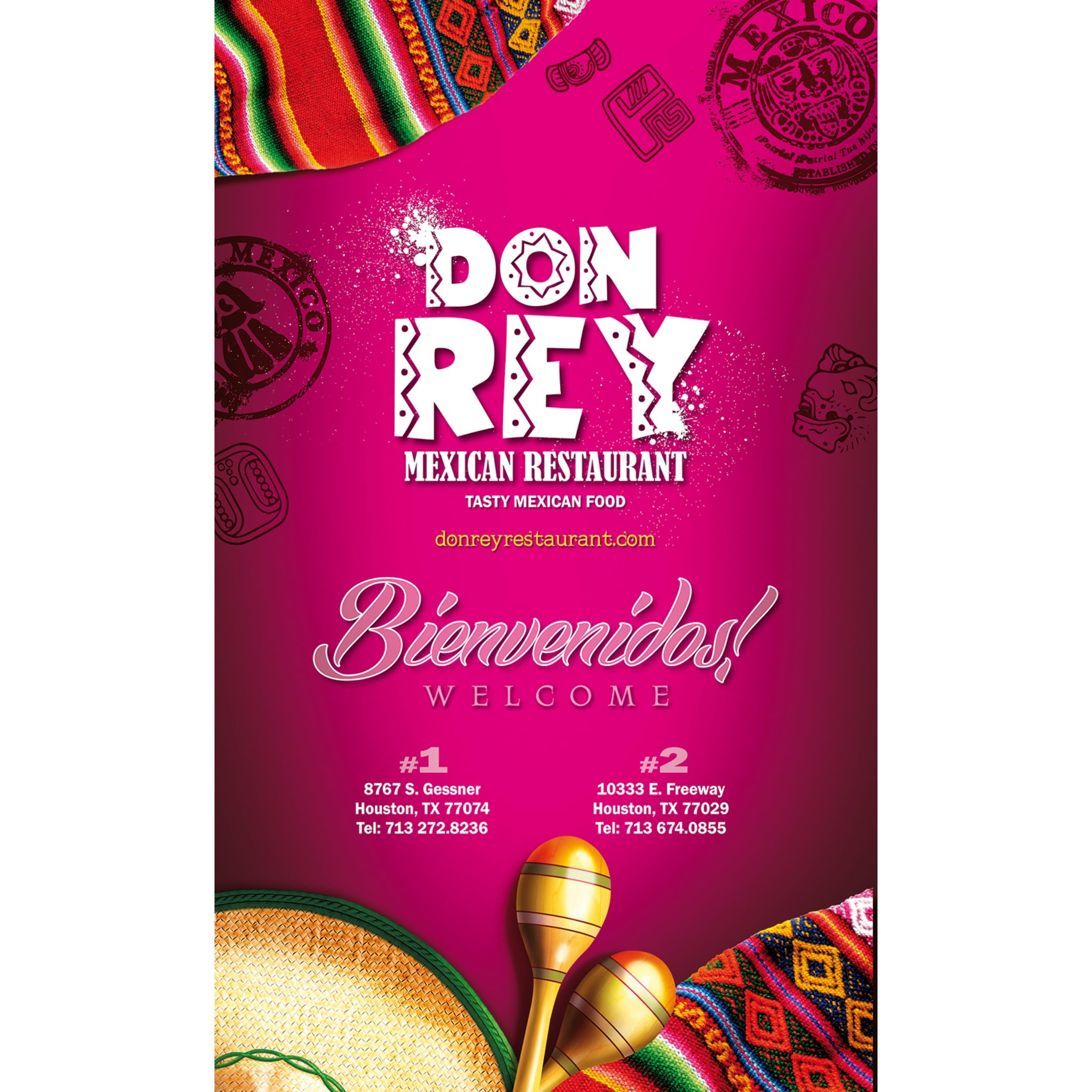 Don Rey Mexican Restaurant #1