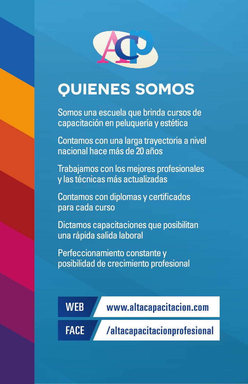 CURSOS Y CAPACITACION ACP
