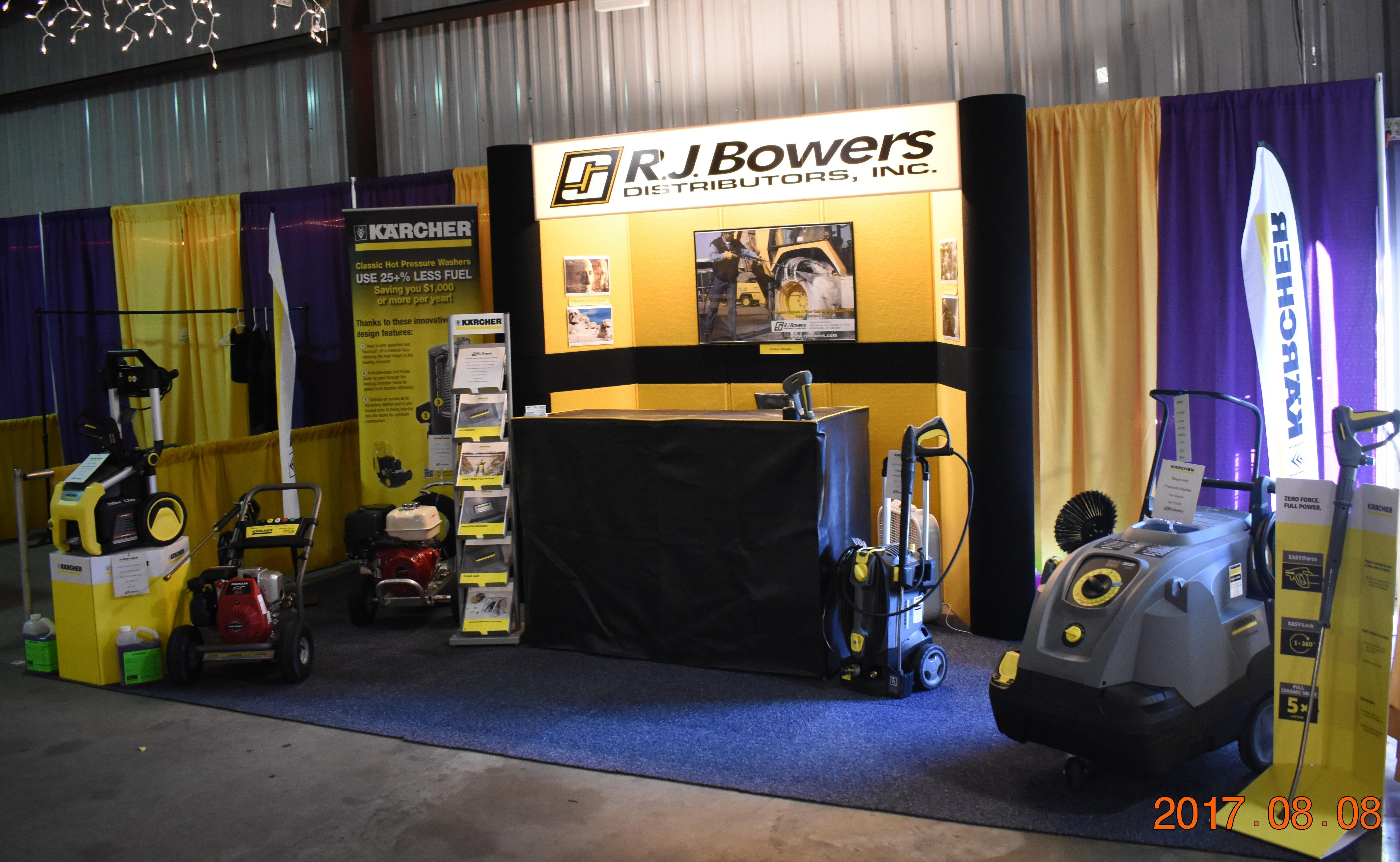 RJ Bowers - Karcher Pressure Washers Canadian Service Centers