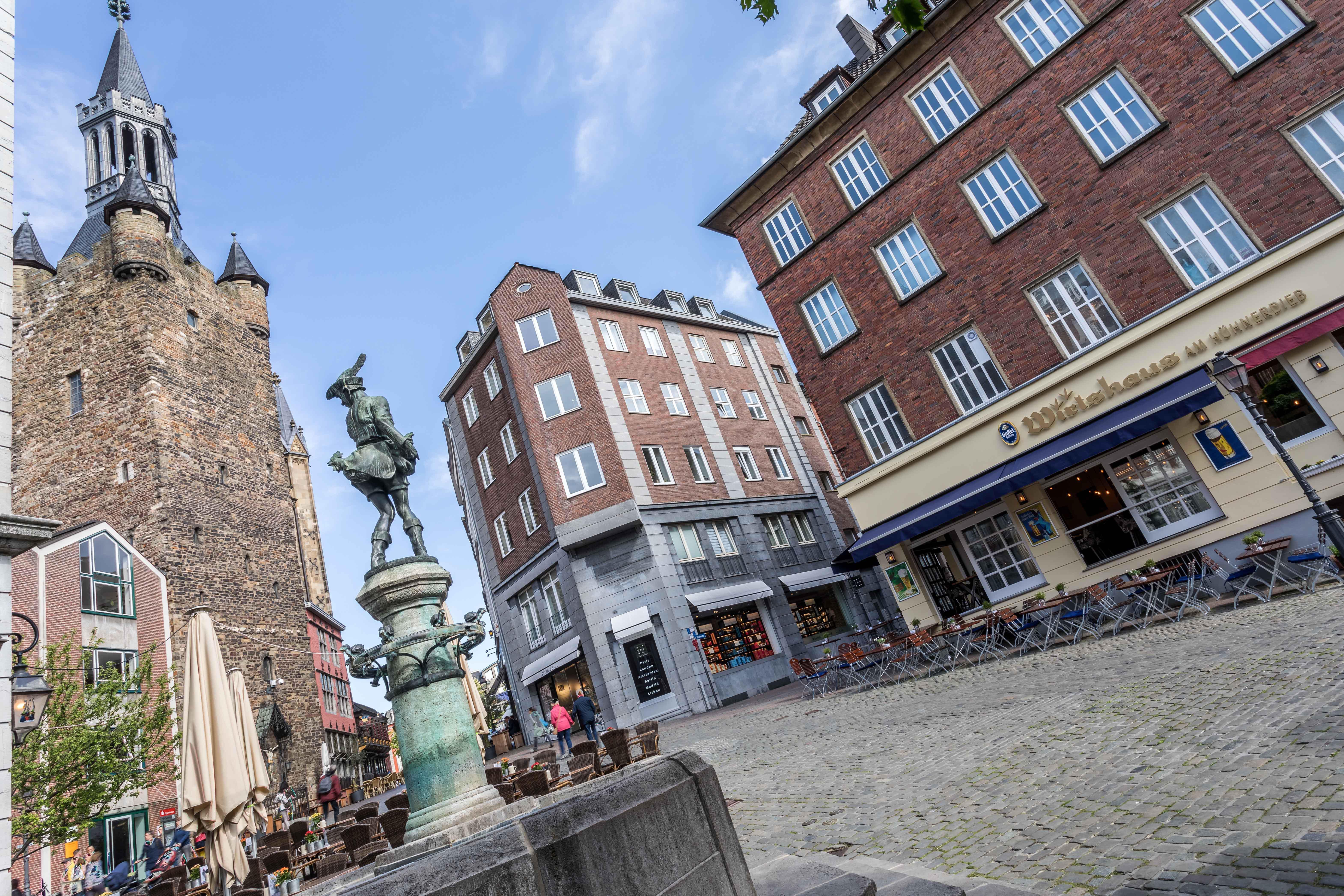 Wirtshaus am Hühnerdieb Aachen Aachen