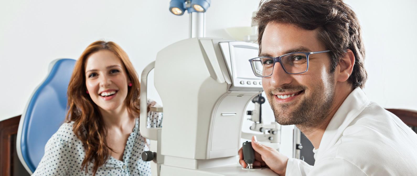 Clinique de l'oeil SA