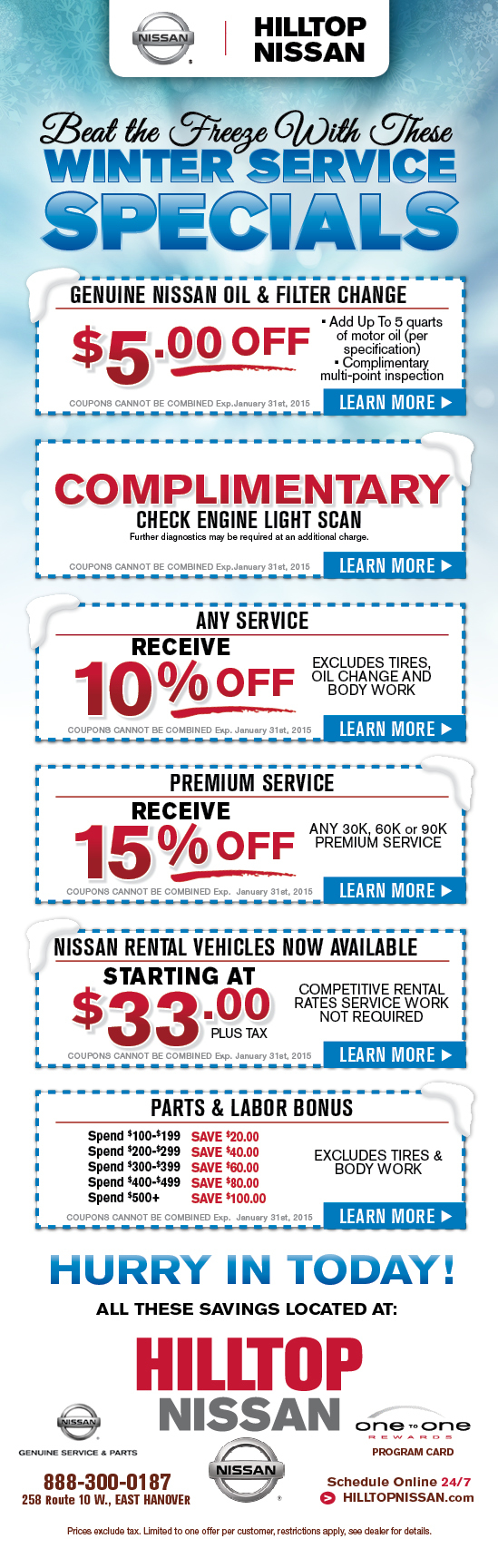 New Jersey Nissan Dealers Find Local New Jersey Nissan