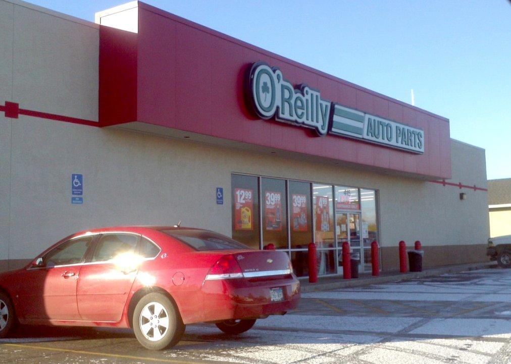 O 39 reilly auto parts in rapid city sd 57701 for Rapid motors rapid city sd