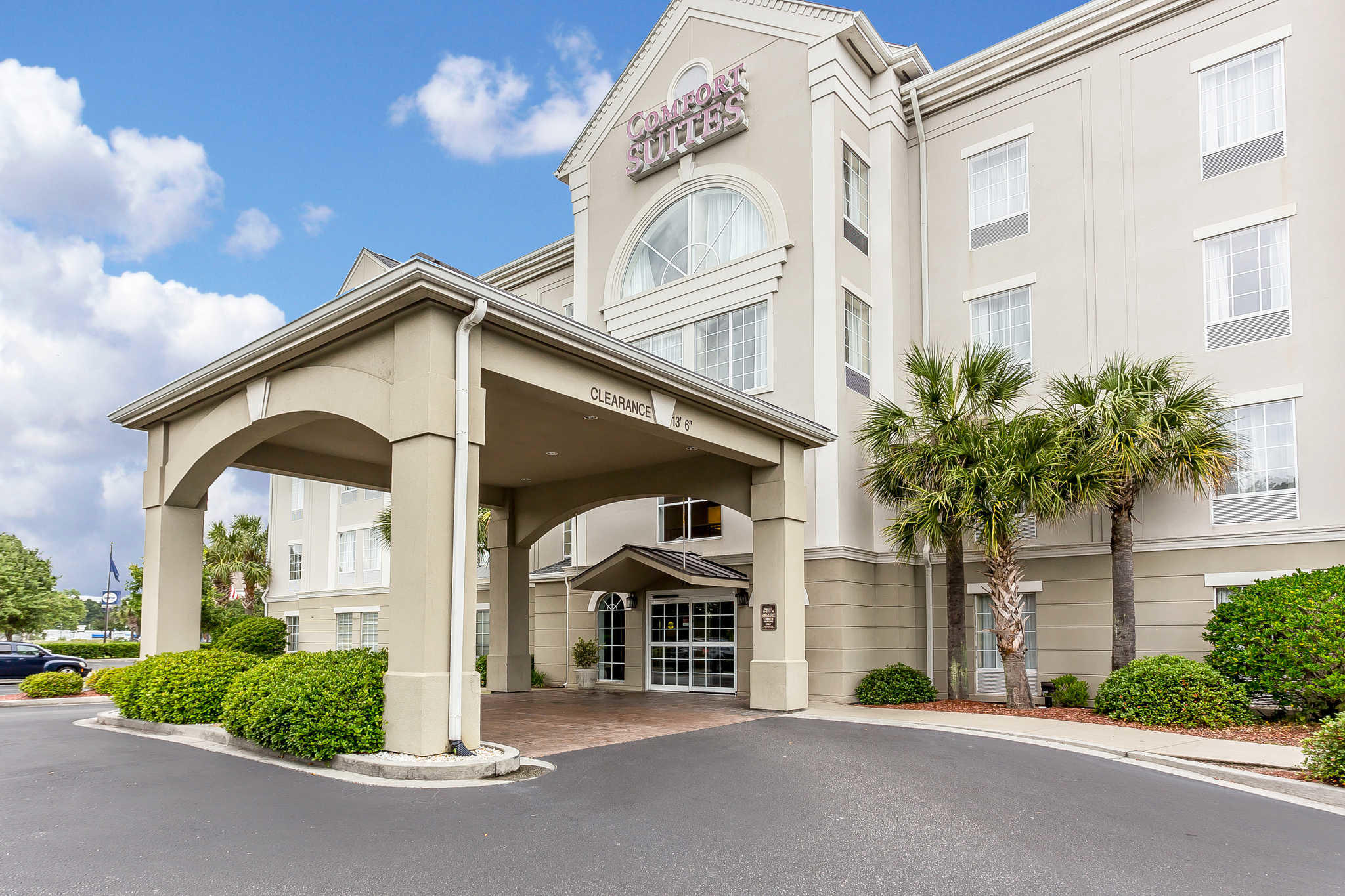 Pet Friendly Hotels Near Myrtle Beach Convention Center
