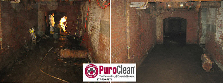 Puroclean Emergency Recovery Services Delran New Jersey